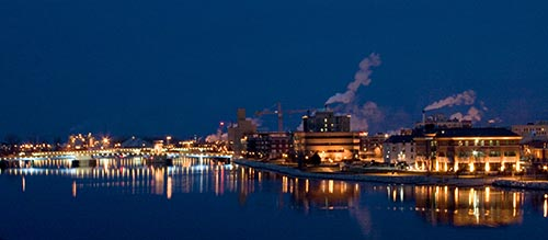 Green Bay Skyline